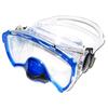 Маска для плавания Dorfin ZP-264TSS синяя - фото 1