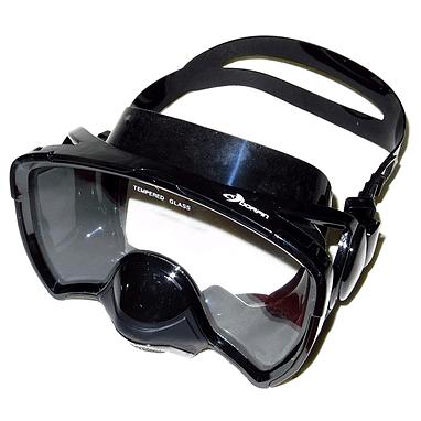 Маска для плавания Dorfin ZP-264TSS черная