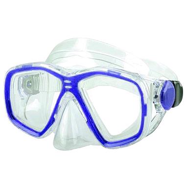 Маска для плавания Dorfin ZP-276TPP синяя