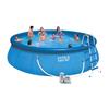 Бассейн надувной Intex Easy Set Pool 54908 (457х107 см) с фильтрующим насосом и аксессуарами - фото 1