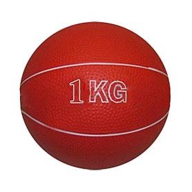 Мяч медицинский (медбол) 1 кг SC-8407