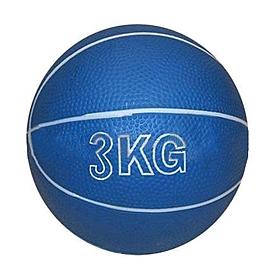 Распродажа*! Мяч медицинский (медбол) 3 кг SC-8407