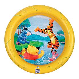 """Бассейн надувной детский """"Винни Пух"""" Intex 58922 (61х15 см) желтый"""