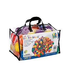 Фото 1 к товару Мячики для бассейна (100 шт.) Intex 49602