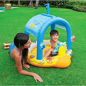 Фото 2 к товару Бассейн надувной детский