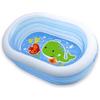 Бассейн надувной детский