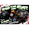 Шлем Stateside Skates Boy's Sticker, размер - XXS-XS - фото 2