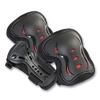 Защита для катания детская (комплект) Stateside Skates SFR черная, размер - S - фото 1