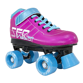 Коньки роликовые Stateside Skates Vision Gt pink