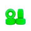 Колеса для роликов Rio Coaster зеленые - фото 1