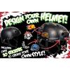 Шлем Stateside Skates Boy's Sticker, размер - S-M - фото 2