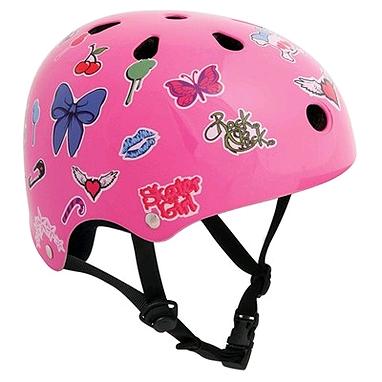 Шлем Stateside Skates Girl's Sticker, размер - XXS-XS