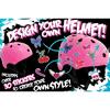 Шлем Stateside Skates Girl's Sticker, размер - S-M - фото 2