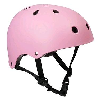 Шлем Stateside Skates pink, размер - XXS-XS