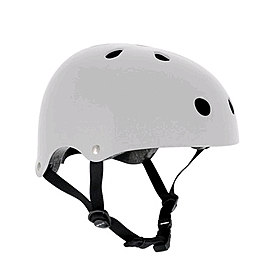 Шлем Stateside Skates white, размер - S-M (53-56 см)