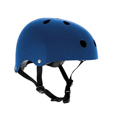 Шлем Stateside Skates metallic blue, размер - XXS-XS (49-52 см)
