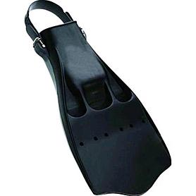Распродажа*! Ласты с открытой пяткой Dolvor F99 Jet Fin черные, размер - 44-46