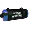 Мешок для кроссфита и фитнеса ZLT Power Bag 15 кг черно-синий - фото 1