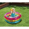 Бассейн детский надувной Intex 48674 (85х25 см) с шариками - фото 2