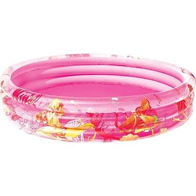Бассейн детский надувной Bestway 92011 Winx (122х25 см)
