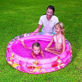 Фото 2 к товару Бассейн детский надувной Bestway 92011 Winx (122х25 см)