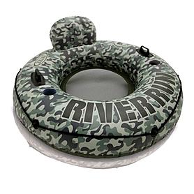 """Кресло-круг надувное пляжное """"River Run"""" Intex 58835 (135 см)"""