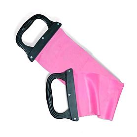Лента для пилатеса ZLT розовая