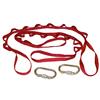 Гамак для йоги ZLT Yoga swing FI-4440 малиновый - фото 2