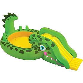 """Игровой центр """"Крокодил"""" Intex 57132"""
