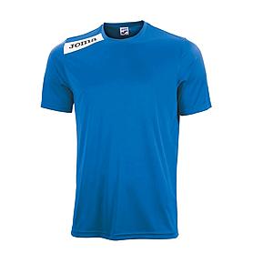 Футболка футбольная Victory синяя - L