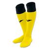 Гетры Calcio желто-черные - фото 1