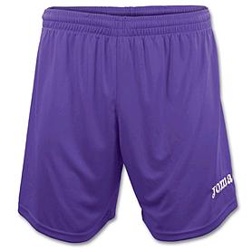 Шорты футбольные Real фиолетовые