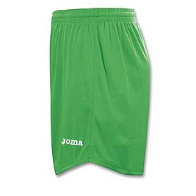 Фото 2 к товару Шорты футбольные Real зеленые