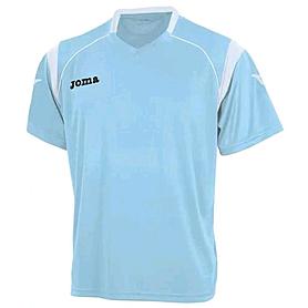 Футболка футбольная Joma ECO голубая
