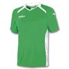 Футболка футбольная Joma Champion II зеленая - фото 1