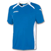 Футболка футбольная Joma Champion II синяя - фото 1