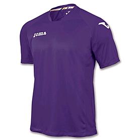 Фото 1 к товару Футболка футбольная Joma Fit one фиолетовая