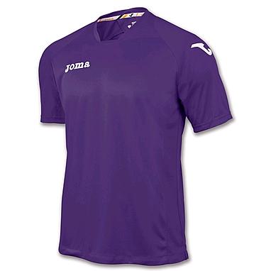 Футболка футбольная Joma Fit one фиолетовая