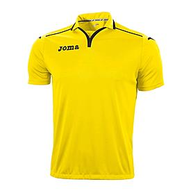 Футболка футбольная Joma TEK желтая