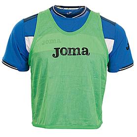 Накидка (манишка) тренировочная Joma зеленая