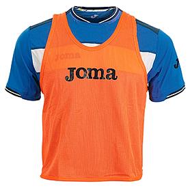 Накидка (манишка) тренировочная Joma красная