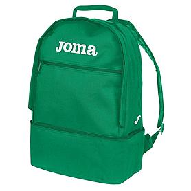 Рюкзак спортивный Joma Estadio II зеленый
