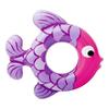 Круг надувной Intex 59222 фиолетово-розовый (77х76 см) - фото 1