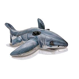 "Плотик детский ""Акула"" Intex 57525 (173х107 см)"