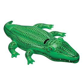 "Плотик детский ""Крокодил"" Intex 58562 (203х114 см)"