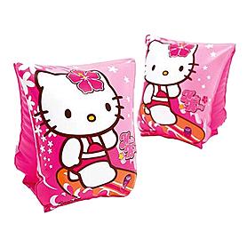 """Нарукавники """"Hello Kitty"""" Intex (23x15 см)"""