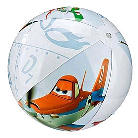 """Мяч надувной """"Самолеты"""" Intex (61 см)"""