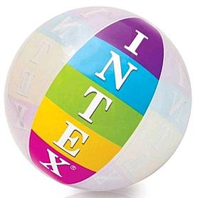 Фото 1 к товару Мяч надувной Intex (91 см)