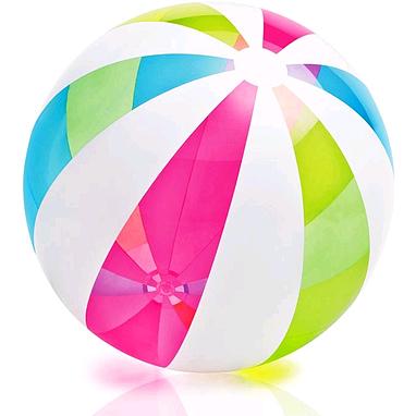 Мяч надувной Intex (107 см)