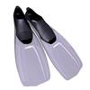 Ласты с закрытой пяткой Dorfin (ZLT) серые, размер - 44-45 - фото 1